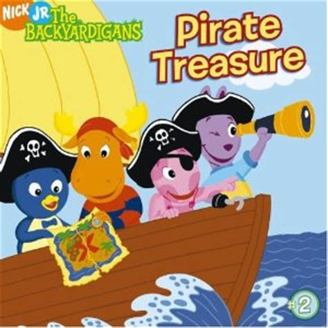 Backyardigans Pirate Song Children S Books To Get Your Excited About The