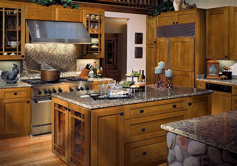 Corridor Kitchen Design Ideas craftsman style kitchen cabinets