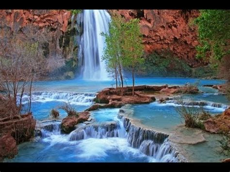 quot havasupai indian waterfall relaxation quot nature relaxation video classic vs by vj ann o nymous