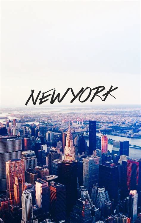 Cute Wallpaper New York | new york background wallpaper quotes made by