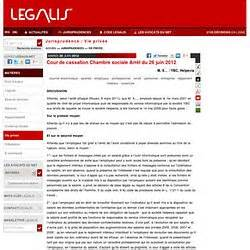 chambre sociale cour de cassation fr employers access to employee s email pearltrees