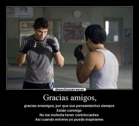 imagenes motivadoras de kick boxing gracias amigos desmotivaciones