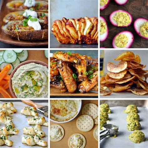 super bowl appetizers super bowl snack recipes