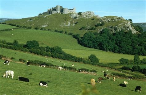 welsh countryside | wales is world renowned for its green