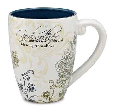 godmother mug mark my words collection by pavilion gifts