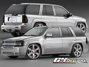 Chevrolet Trailblazer Ss 1000 Images About Trailblazer Ss On Models