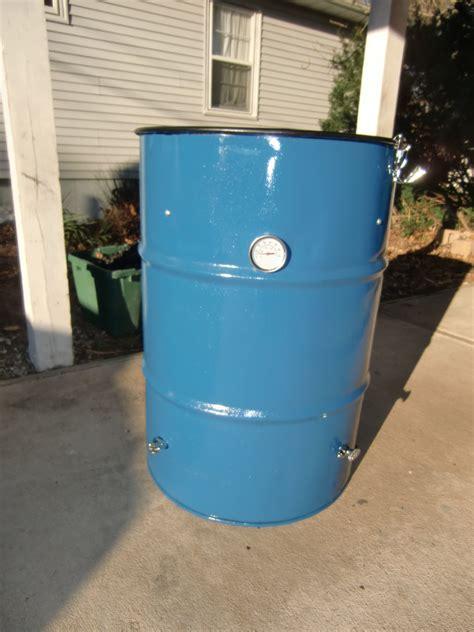 billiken grill a 55 gallon steel drum into a bbq smoker bbq