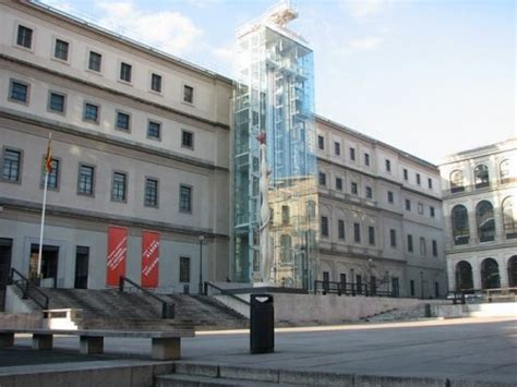 museo nacional centro de arte reina sof 237 a turismo madrid