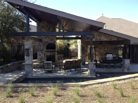 backyard college station outdoor living traditions pools landscape bryan