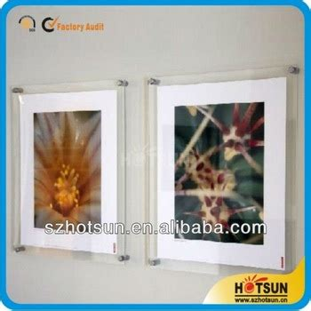 picture frames frameless collage picture frames frameless high clear acrylic wall mount frameless picture frames