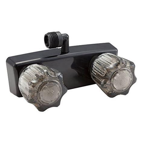 Dura Faucet (DF SA100S1 BK) Exterior RV Shower Box Faucet