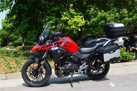Suzuki V Suzuki V Strom 250 Suzuki Dl250 Launched In China