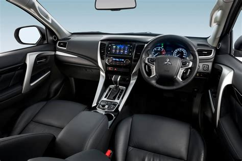mitsubishi sport interior mitsubishi cars news all new pajero sport launched from