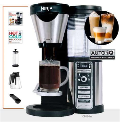 Steamy Kitchen Sweepstakes - ninja coffee bar review 1