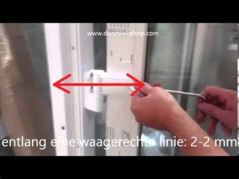 Fenster Nachstellen Anleitung by Dobroplast Balkont 252 R Einstellung 1