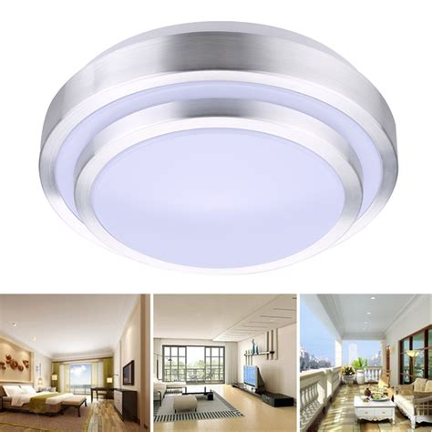 Kitchen Ceiling Led Lights 3 Color Temperature 12w Led Ceiling Light Kitchen Lighting Panel L Uk Ebay