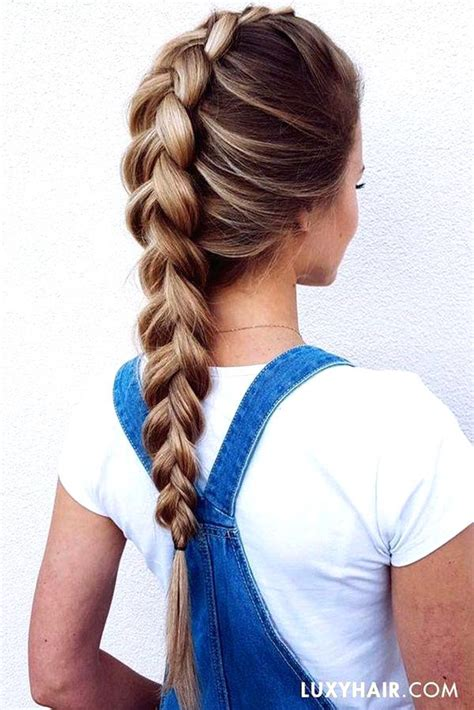 school hairstyles that s and easy home improvement hairstyles for school easy hairstyle