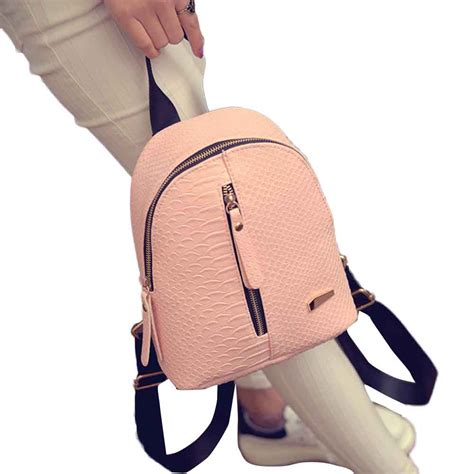 Tas Ransel Mini Korea tas ransel mini korea untuk wanita pink