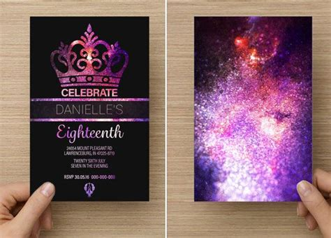 sle layout debut invitation 25 best ideas about debut invitation on pinterest