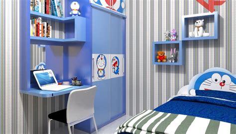 desain kamar serba doraemon desain rumah minimalis doraemon wallpaper dinding kamar