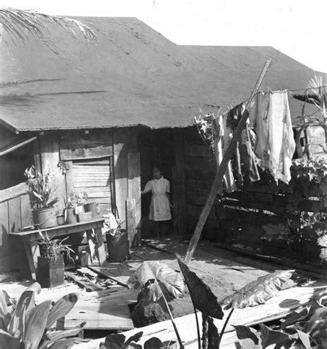 substandard housing frank thompson islands organizer 1944 1946