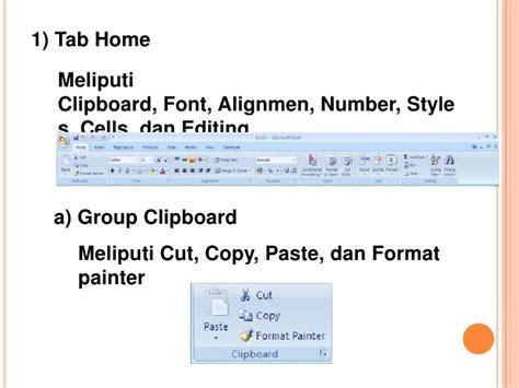 3 jenis format buku digital serta perangkat lunak menu dan ikon perangkat lunak
