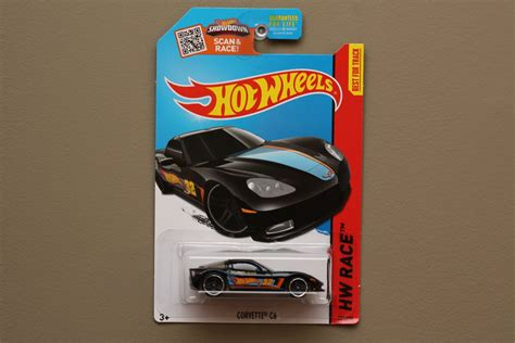 Sale Hotwheels Wheels C6 Corvette wheels 2015 hw race c6 corvette black toys r us excl