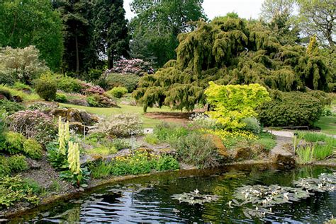 The Botanical Gardens Edinburgh Royal Botanic Garden Edinburgh Visit All The World