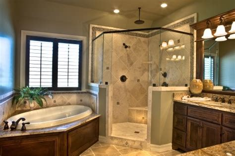 world bathroom ideas corner tub with shower ideas redesign concepts