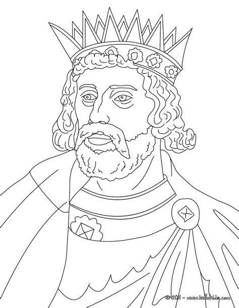 king henry iii coloring pages hellokids com