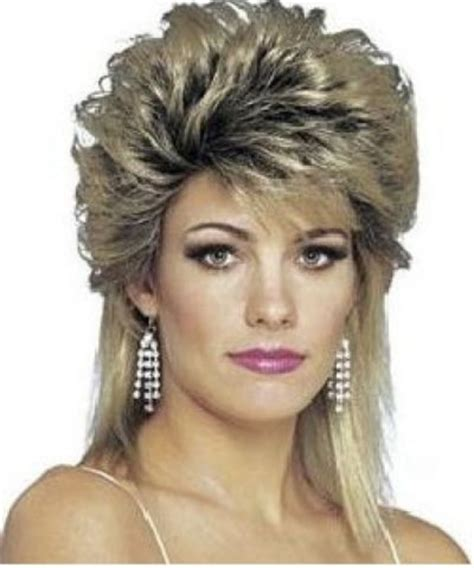 pictures of female mullet hairstyles best hairstyles 2017