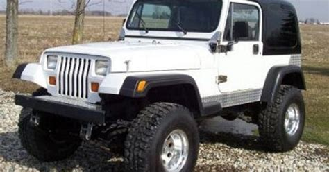 94 Jeep Wrangler Jeep Wrangler 94 Search Automobiles