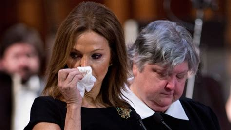sophie desmarais jacqueline desmarais harper and sarkozy among dignitaries paying tribute to