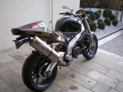 Motorrad Aprilia Rsv 1000 by Umgebautes Motorrad Aprilia Rsv 1000 R Rsv Mille R Von