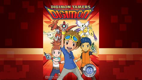 digimon tamers episode 1 51 end sub indo