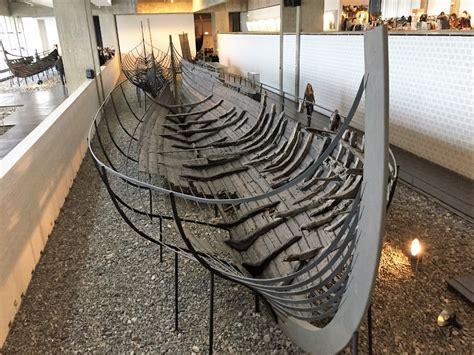 viking longboat exhibition up close with denmark s vikings visiting the viking ship
