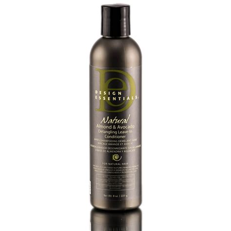 design essentials almond avocado detangling