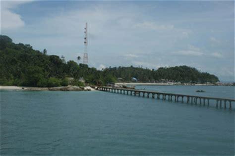 Lingga Set berhala island will be a tourist destination in the lingga