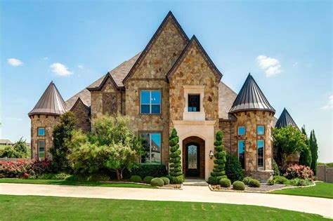 flora fort worth homes for sale gated community
