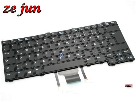 Pointer Keyboard Mouse new latitude e7440 e7240 keyboard mouse pointer no backlit jpg