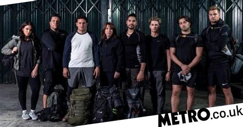 celebrity hunted 2018 channel when does celebrity hunted 2018 on channel 4 and who is in