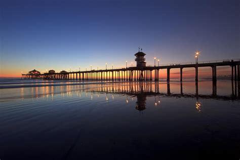 Huntington Beach Pier   Pacific Coast Highway and Main Street