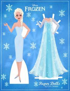 disney frozen paper dolls skgaleana