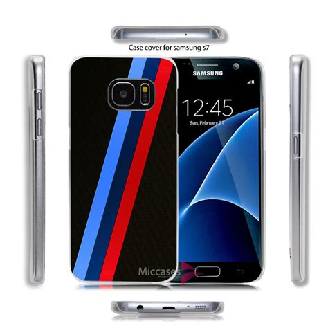 Casing Samsung S6 Lamborghini Car Custom Hardcase bmw m stripe phone for samsung galaxy s7 s6 edge
