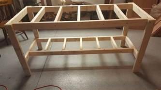 work bench diy diy garage workbench plans pratt family