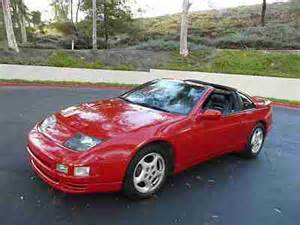 93 Nissan 300zx For Sale Purchase Used 93 Nissan 300zx Turbo No Reserve Low