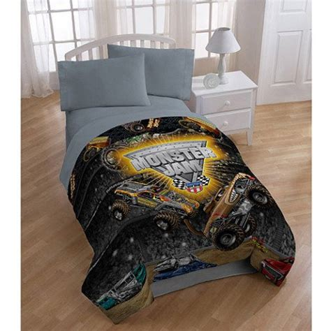 monster truck comforter 301 moved permanently