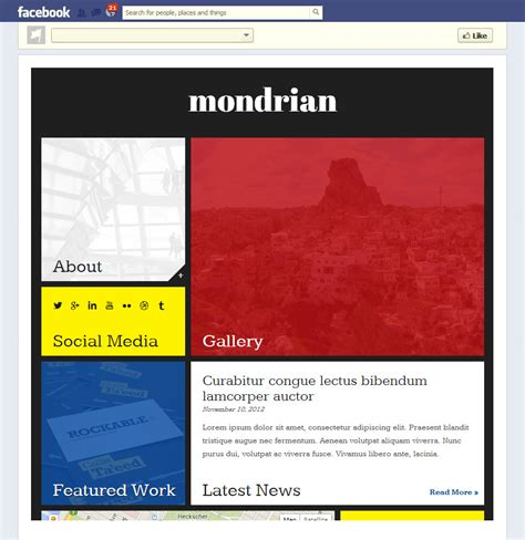 html templates for facebook pages 20 modern facebook templates with flash html