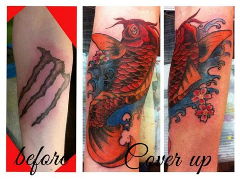tattoo cover up calf calf japanese cover up tattoo by sink candy tattoo