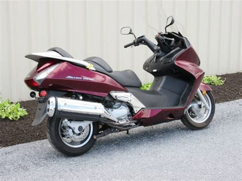 honda 600 cc 2009 honda silver wing for sale 10 used motorcycles from